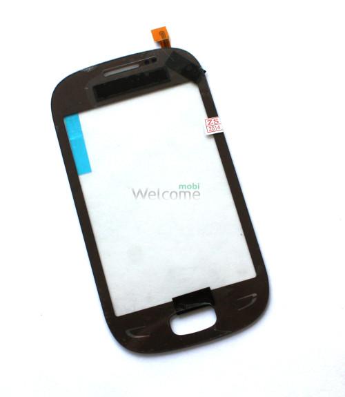 Сенсор Samsung S5292 brown orig