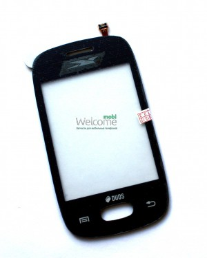 Сенсор Samsung S5312 Galaxy Pocket Neo black high copy