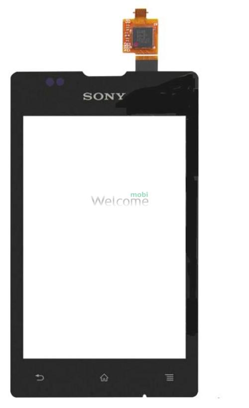 Сенсор Sony C1503 Xperia E,C1504,C1505 ,C1604 Xperia E Dual,C1605 Xperia black orig