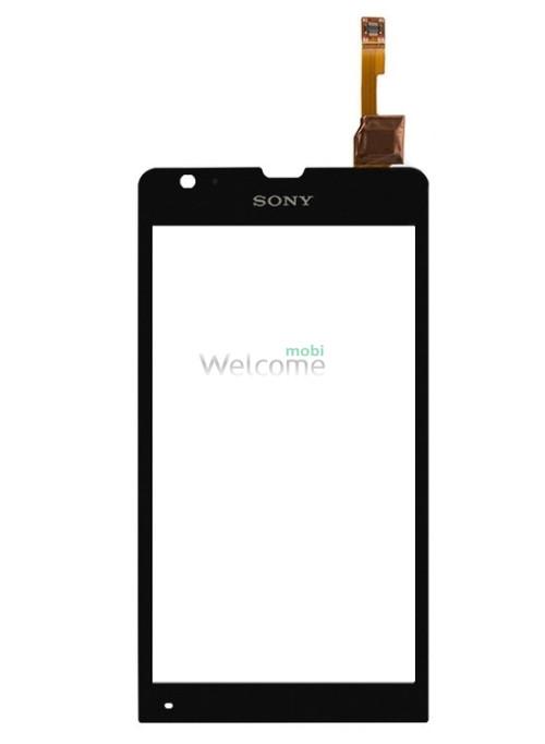 Сенсор Sony C5302 M35h Xperia SP,C5303 M35i Xperia SP black orig