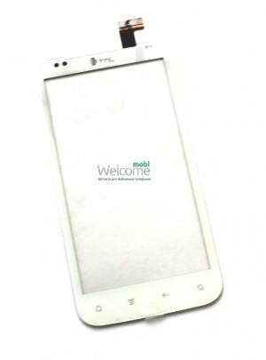 Сенсор Thl  W3, W3+, android MT6575,MT6577 white orig
