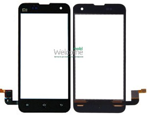 Touch Screen Xiaomi Mi2s/Mi2 black orig