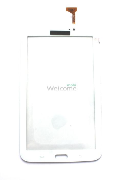 Сенсор к планшету Samsung P3200 GalaxyTab3,P3210,T210,T2100,T2110 white (ver. Wi-fi) orig