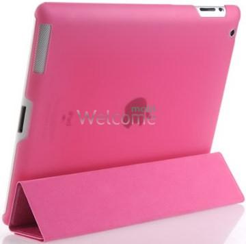 Чехол HOCO HA-L021 Ice series leather case for ipad 4,3,2 rose