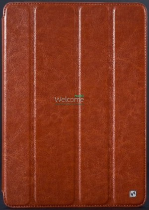 Чехол HOCO HA-L029 Crystal series protective case for iPad 5 brown