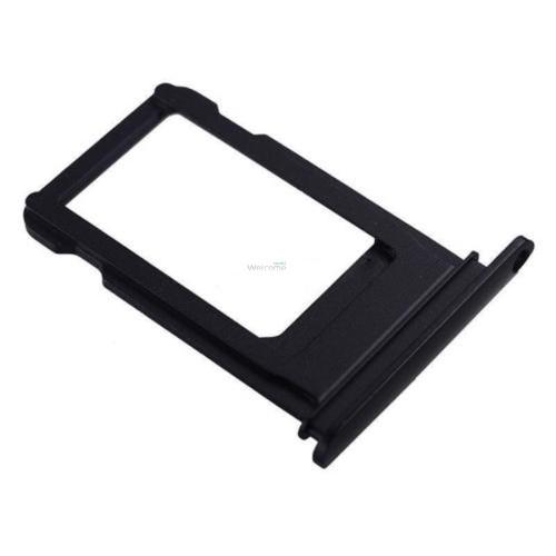 iPhone7 sim holder black orig