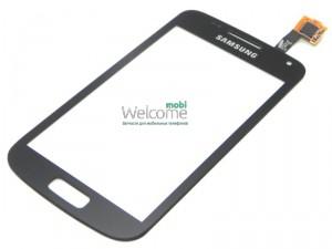 Сенсор Samsung I8150 black high copy