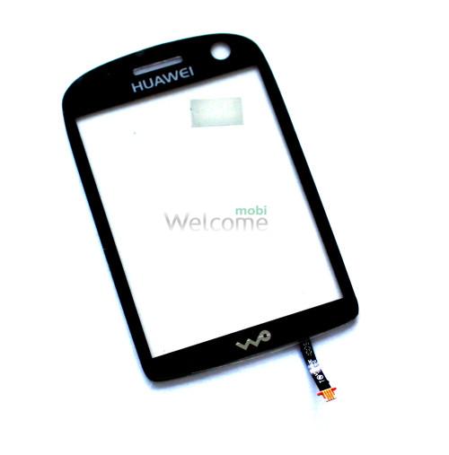 Сенсор Huawei U7510 black orig
