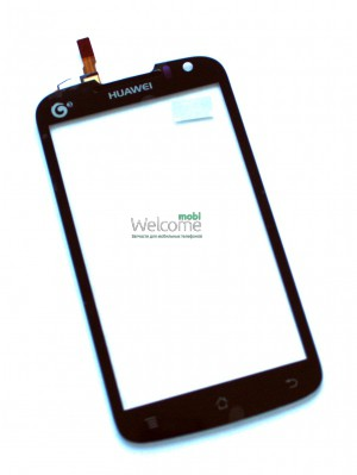 Сенсор Huawei U8828 black orig
