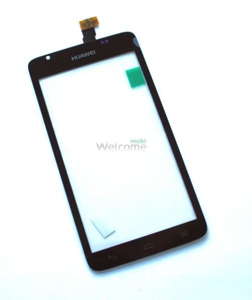 Сенсор Huawei U8836D Ascend G500 Pro black orig