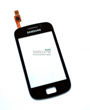 Сенсор Samsung S6500 Galaxy mini 2 black high copy