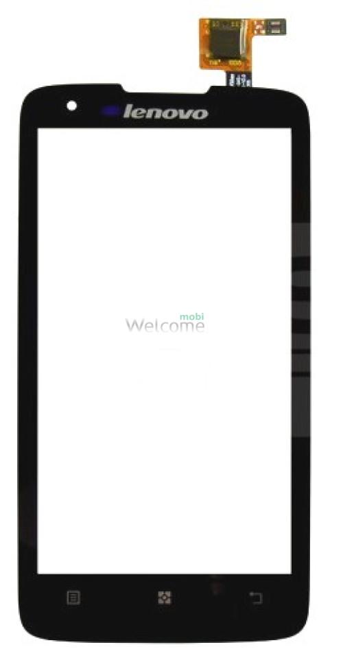 Сенсор Lenovo S750 black orig