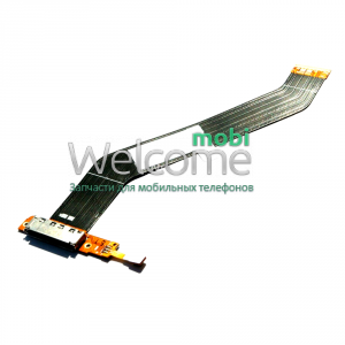 Шлейф к планшету Samsung P7500 Galaxy Tab,P7510 Galaxy Tab with charge connector and components