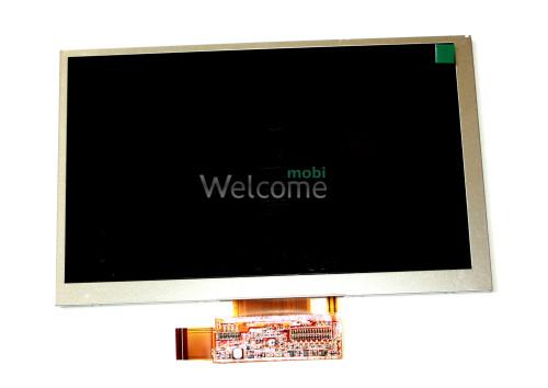 Дисплей к планшету Lenovo IdeaTab A1000F, IdeaTab A2107A orig #BA070WS1-100