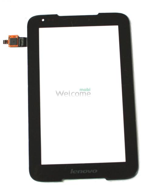 Сенсор к планшету Lenovo IdeaPad A1000 black (c2c1c4r1c5 v4.0) orig