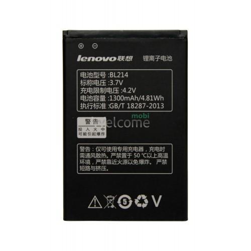 АКБ Lenovo A269,A208T,A218T,A316,A300T (BL 214)
