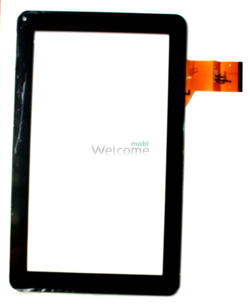 Сенсор для China-Tablet PC 9 Allwinner A13 Q9 Impression ImPAD 9213 Uni Pad DR-UDP05A Tablets, ¶(black, capacitive, 50 pin, (233*141 mm), 9) #QLT9001-J,MF-289-090F,MF-289-090F-3,MF-587-090F,FPCDH-0901A1-FPC03-2
