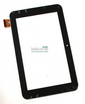 Сенсор для China-Tablet PC 7 Eken Eken W70 Tablets, (black, capacitive, 30 pin, (190*116 mm), 7)#PINGO PB70DR8069