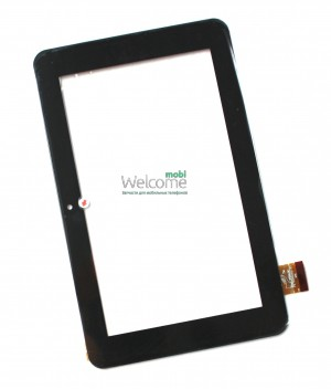 Сенсор для China-Tablet PC 7 YuanDao N70 Vido N70 (black, capacitive, 34 pin, (190*116 mm), 7) #PINGBO PB70DR8365-R1,ZP9015-7