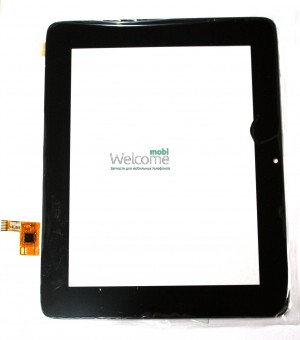 Сенсор для China-Tablet PC 8 Teclast P85A, P85HP (black, capacitive, 6 pin, (205*159 mm), 8) #PINGBO PB80DR8371
