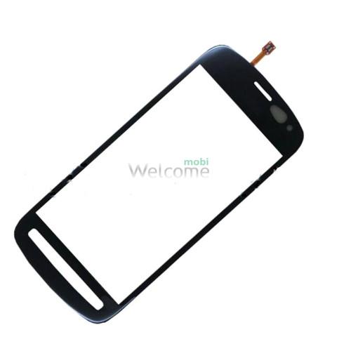 Сенсор Nokia 808 black orig