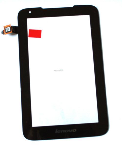 Сенсор к планшету Lenovo IdeaPad A1000L black orig