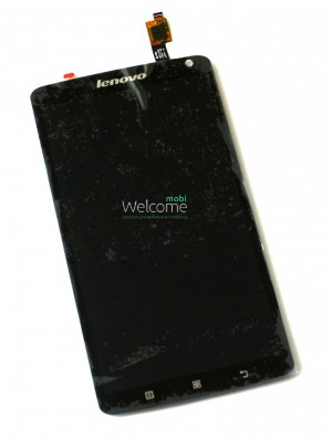 Дисплей Lenovo S930 with touchscreen black orig
