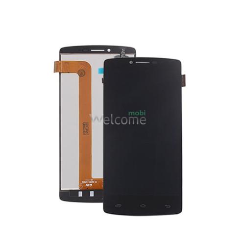 Дисплей Prestigio MultiPhone 5550 Duo with touchscreen black orig