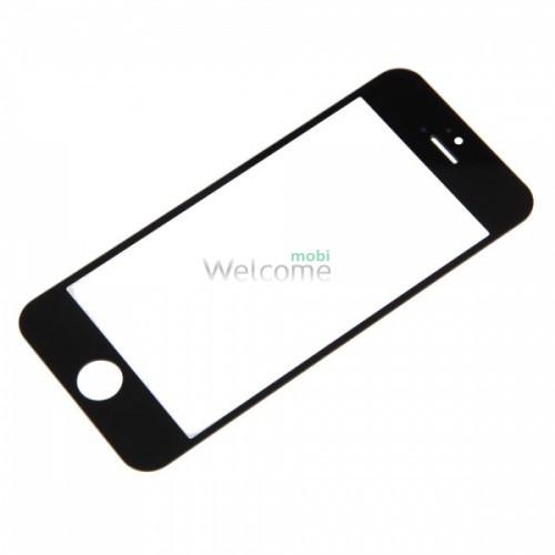 Iphone5 glass black orig (5s,5c)