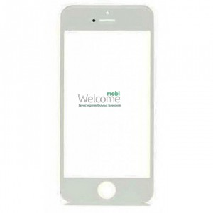 Iphone5,iPhone5c,iPhone5s,iPhone SE glass white orig