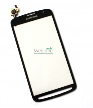 Сенсор Samsung I9295 Galaxy S4 Active blue orig