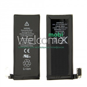 iPhone4G battery (1420 мАч) orig