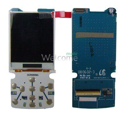 Дисплей Samsung M610 orig