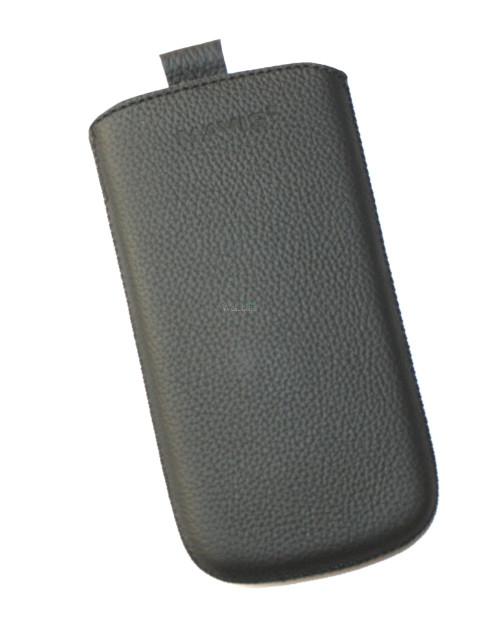 Чехол кожа  Mavis Classic Flotar Black HTC Z320e,Z520e,Z560e One S (72x135)