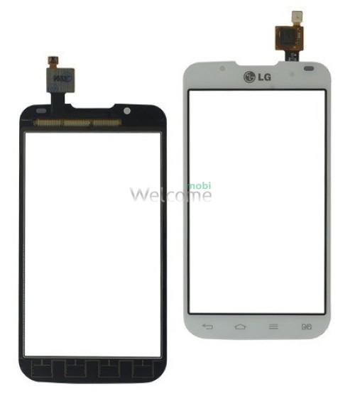 Сенсор LG P715 Optimus L7 II White orig