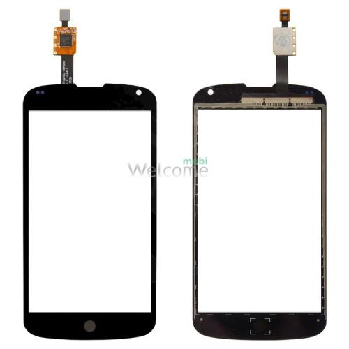 Сенсор LG E960 Nexus 4 black orig