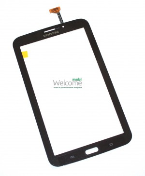 Сенсор к планшету Samsung P3200 GalaxyTab3,P3210,T210,T2100,T2110 black (ver. 3G) orig