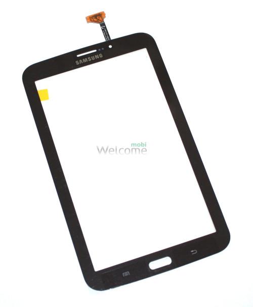 Сенсор к планшету Samsung P3200 GalaxyTab3,P3210,T210,T2100,T2110 black (ver. Wi-fi) orig