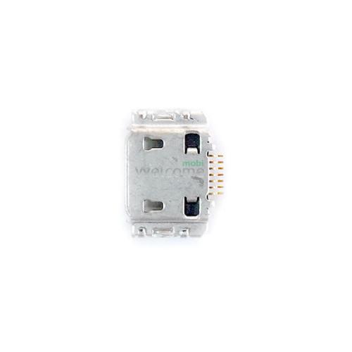 Коннектор зарядки Samsung S8300,N7000,S5830,S5620,S3370,C3530,B7722,S8000 orig