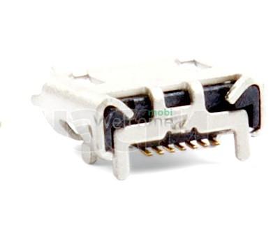 Коннектор зарядки Samsung S8500 orig (5 шт.)