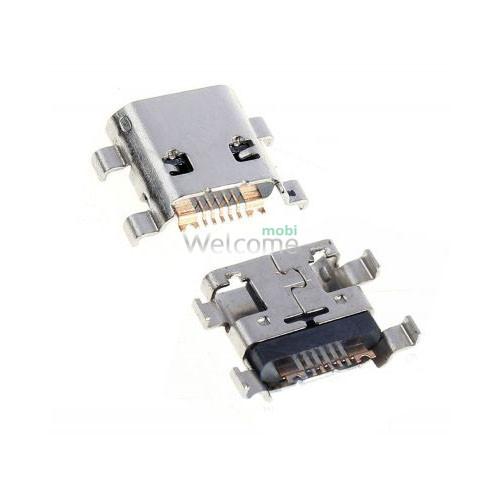 Коннектор зарядки Samsung S7562,I8190 Galaxy S3 mini,S7530 orig (5 шт.)