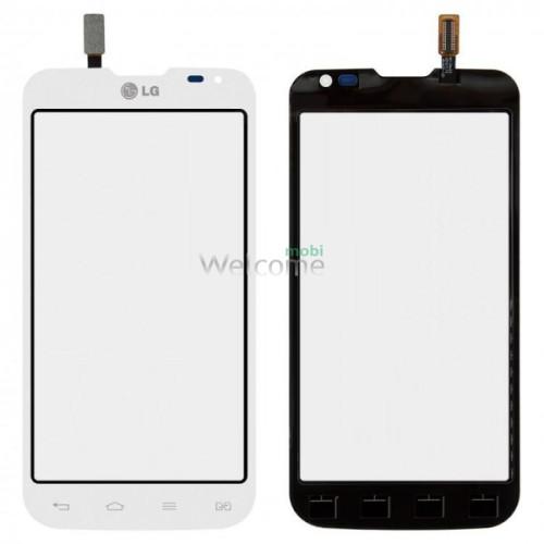 Сенсор LG D285 Optimus L65 white orig