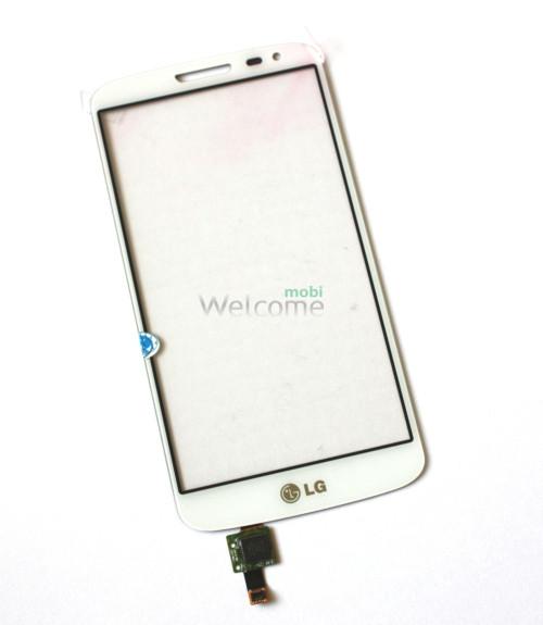 Сенсор LG D618D620 Optimus G2 mini White orig