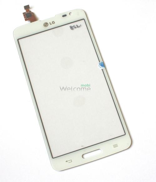 Сенсор LG D685 G Pro White orig