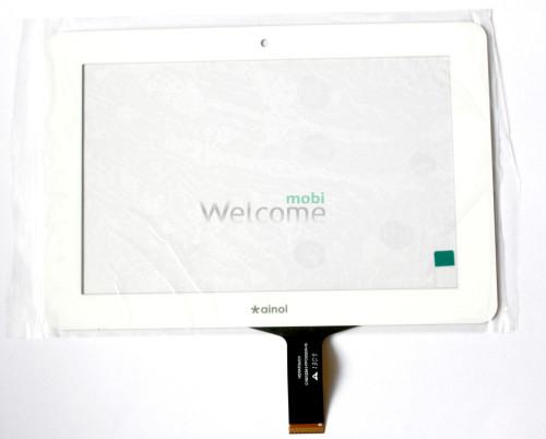 Сенсор к планшету №043 Ainol Novo7 white Mif 白7 venus Размер182*123 mm, (C182123A1-FPC659DR-04)