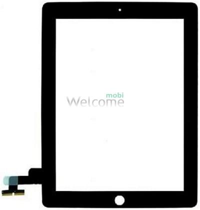IPAD2 touchscreen black high copy