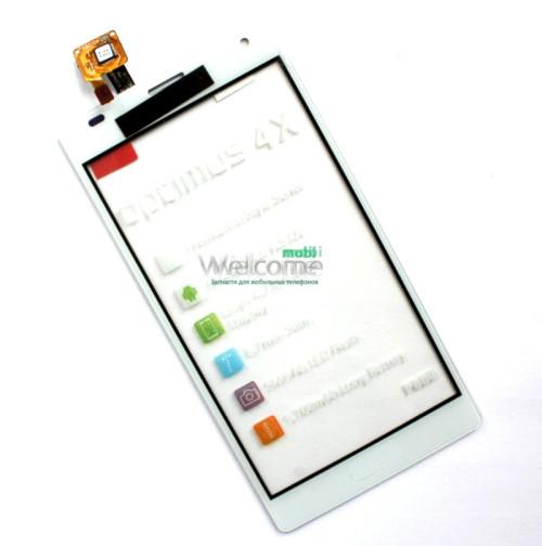 Сенсор LG P880 Optimus 4X HD white high copy