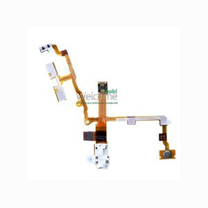iPhone3G audio flex cable black high copy