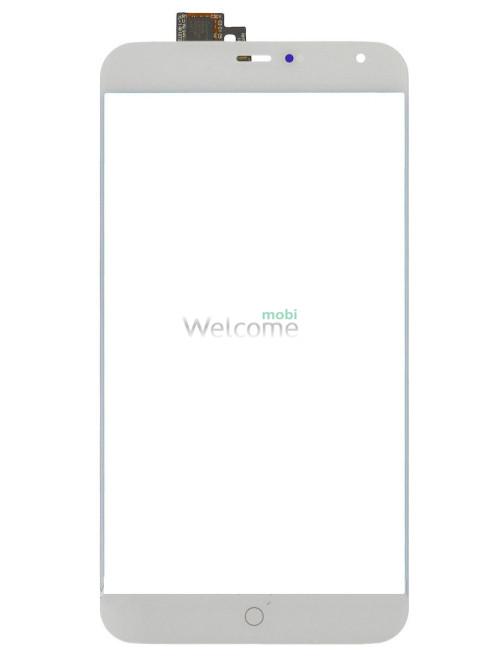 Сенсор Meizu MX4 white orig