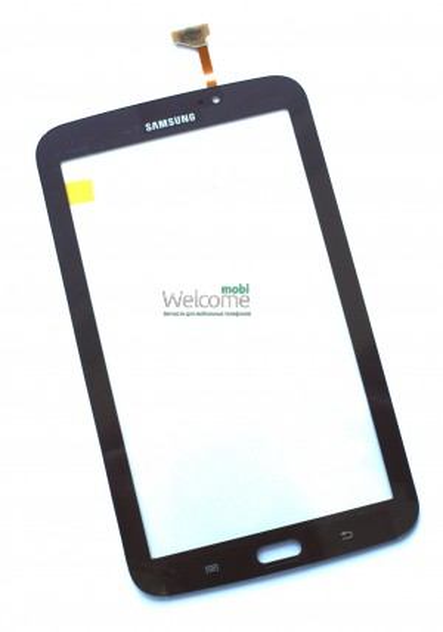 Сенсор к планшету Samsung P3200 GalaxyTab3,P3210,T210,T2100,T2110 grey (ver. Wi-fi) orig